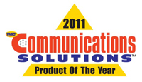 2011 TMC Communications Soluton - Product of the Year