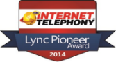 2014 INTERNET TELEPHONY Lync Pioneer Award: Polycom CX5100 Unified Conference Station
