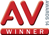 Collaborative Communications Product of the Year at the AV Awards 2014