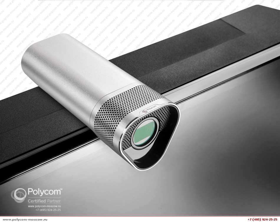 Polycom RealPresence Group Convene right