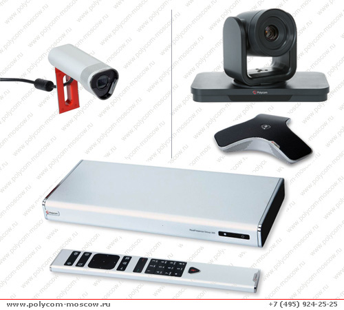 Ремонт Polycom RealPresence Group 300