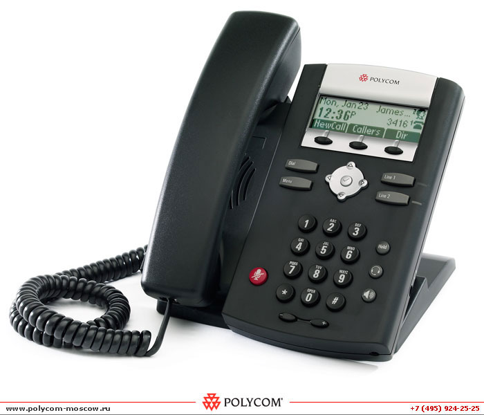 Polycom SoundPoint IP 321 Polycom SoundPoint IP 331