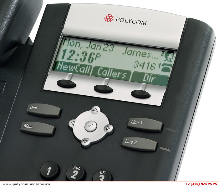 Polycom SoundPoint IP 321 / 331