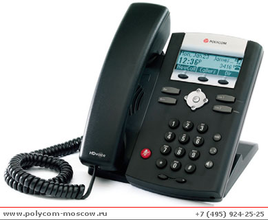 Polycom SoundPoint IP 321-331