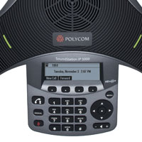 Polycom SoundStation IP 5000 keyboard