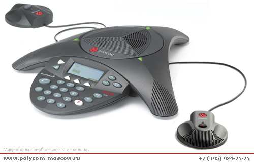 Ремонт Polycom SoundStation 2 Avaya