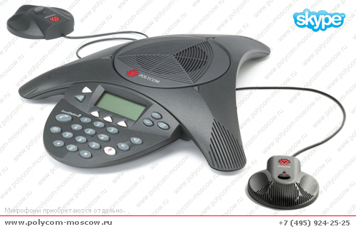 Ремонт Polycom SoundStation 2