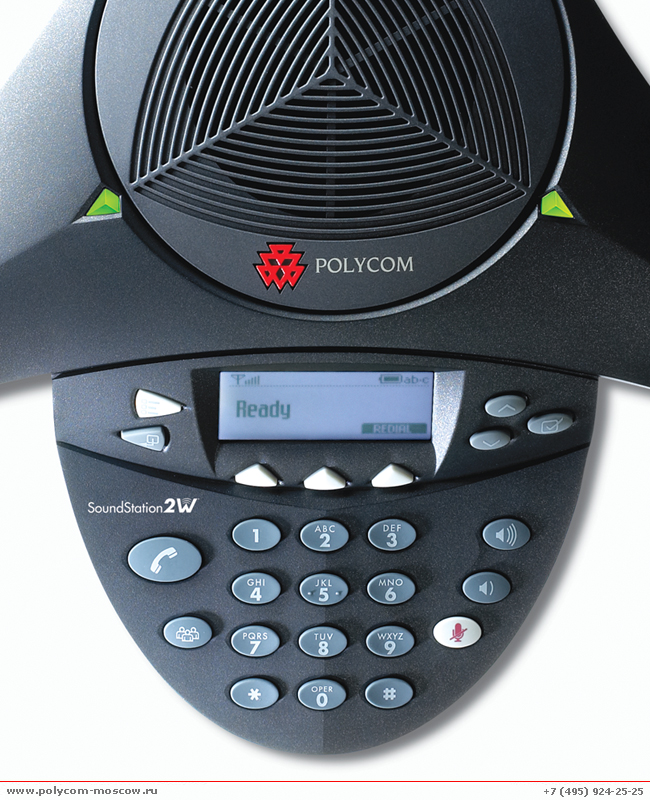 Polycom SoundStation2W